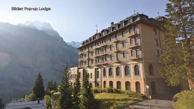 """Neuer Besitzer für ehemaliges """"Hotel Alpin Palace"""" in Mürren"""