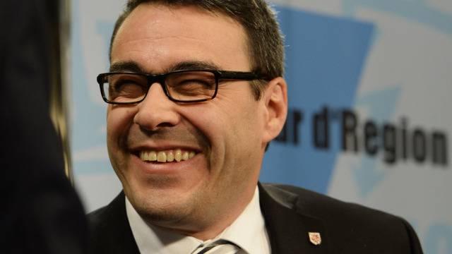 Der neu gewählte Stadtrat Josef Lisibach übernimmt das Baudepartement.