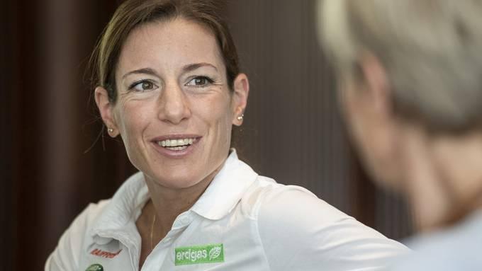Nicola Spirig wendet sich nach den Olympischen Spielen einem neuen Projekt auf unbekanntem Terrain zu.