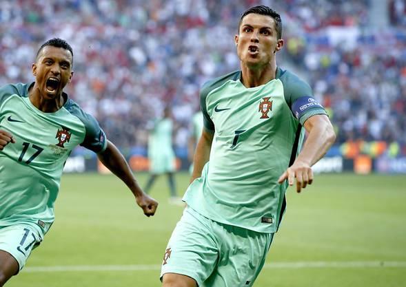 Portugal wusste bereits vor Anpfiff, dass ein Unentschieden für die Achtelfinal-Qualifikation reichen würde.