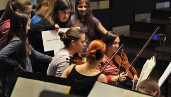 «argovia philharmonic, das Aargauer Symphonie-Orchester