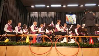 Jahreskonzert Feldmusik Lupfig