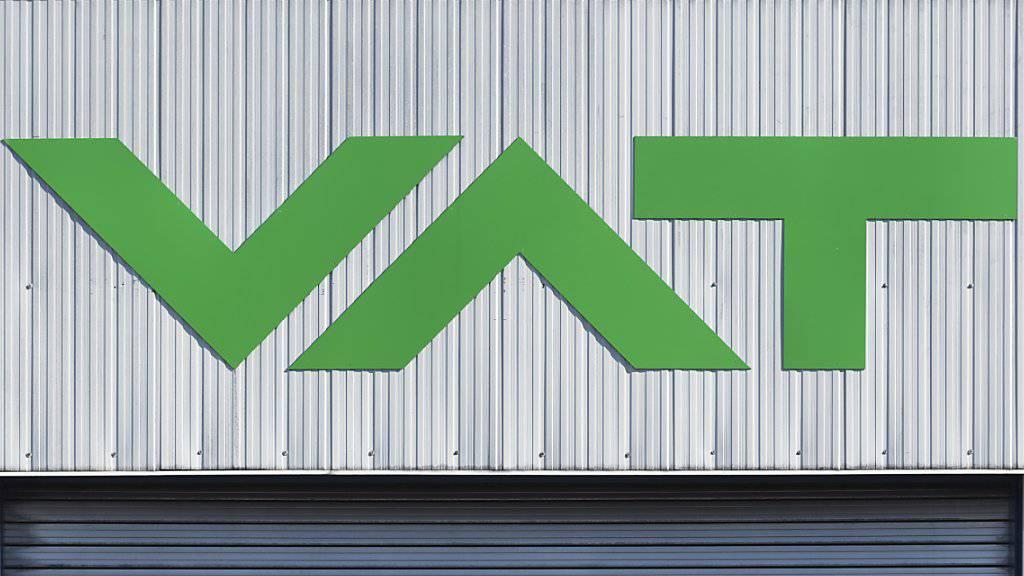 Die VAT Group kann nach neun Monaten die Kurzarbeit wieder aufheben. (Archivbild)