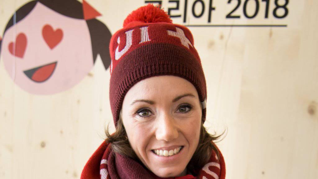 Selina Gasparin hat bereits eine Olympia-Medaille gewonnen. Kommt nun eine zweite dazu?