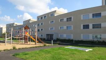 Das «Haus B» in der Staffelbacher Siedlung «Im Oberfeldpark». Es gehört den Miteigentümern, die das Objekt auf der Crowdhouse-Internetplattform fanden.