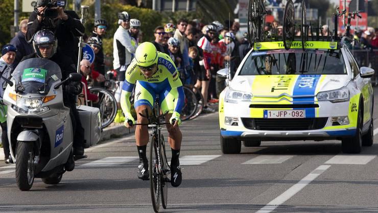 Peter Sagan gewinnt die 6. Etappe am Tirreno-Adriatico.