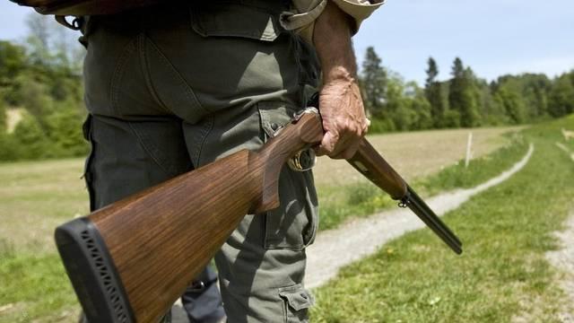 Die Regierung verlässt sich auf die Eigenverantwortung der Jäger. (Symbolbild)