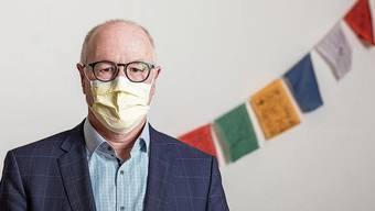 Ist vorbereitet: Spitaldirektor Thomas Brack.