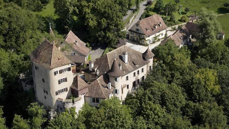 Schloss Wildenstein Landrat Heisst Den Gegenvorschlag Gut
