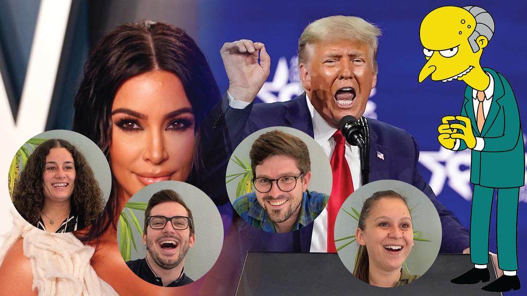 Unsere Redaktion blamiert sich im Trump-Zitate-Quiz