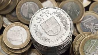 Starker Franken und Eurokrise zeigen Folgen