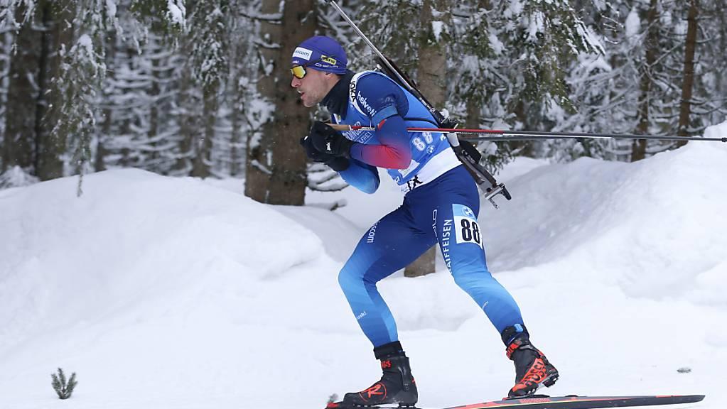 Bester Schweizer in Nove Mesto: Martin Jäger auf Platz 28.