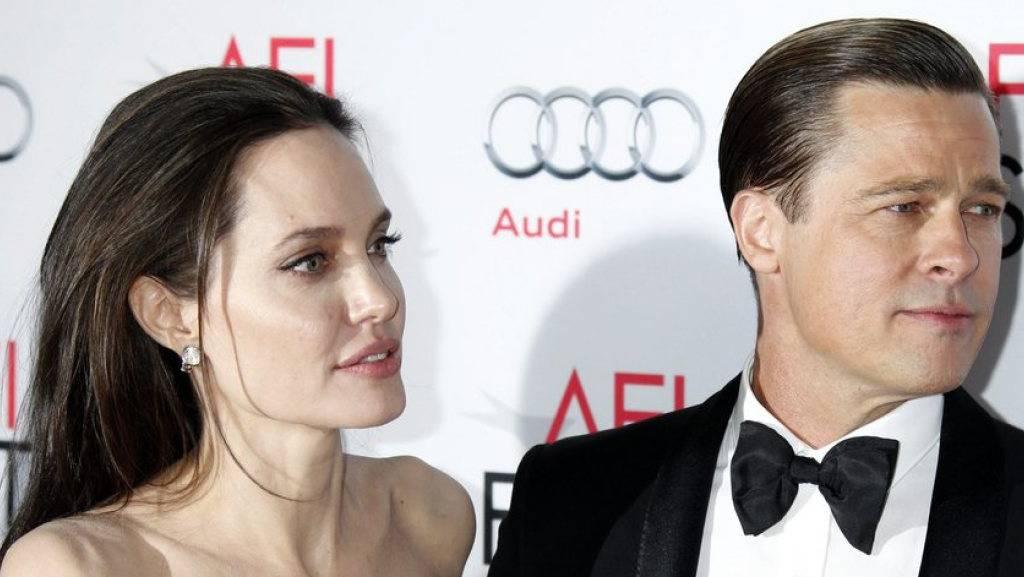 Pikante Gerüchte: Ging Brad Pitt fremd?