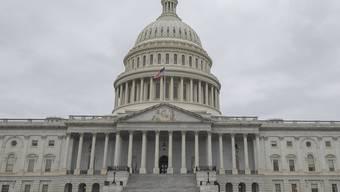 Der US-Kongress will seine Arbeit bald wieder regulär aufnehmen. (Archivbild)