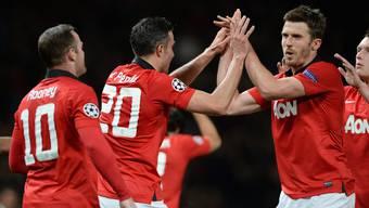 Manchester United gegen Olympiakos Piräus