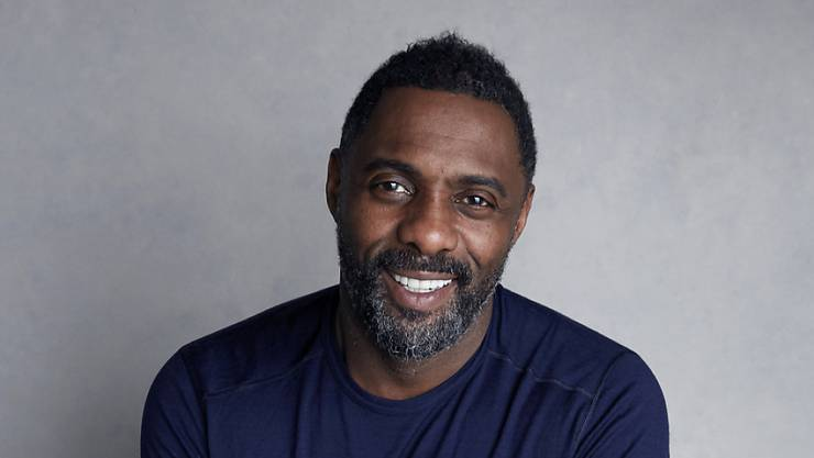 """Hot, hotter, Idris Elba: Der 46-jährige britische Schauspieler ist vom """"People""""-Magazin zum """"Sexiest Man Alive"""" gekürt worden. (Archivbild)"""