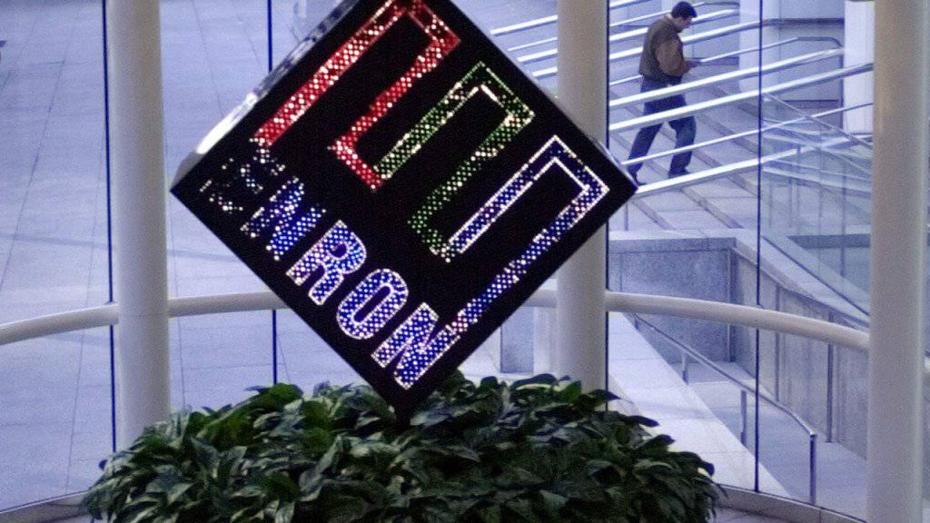 Die UBS kann den Rechtsstreit um die 2001 pleite gegangene Enron endlich abhaken. (Archivbild)