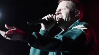Ben Haggerty alias Macklemore vom US-Hip-Hop-Duo Macklemore & Ryan Lewis hat eine Frontalkollision mit einem Pickup unverletzt überlebt. (Archivbild)