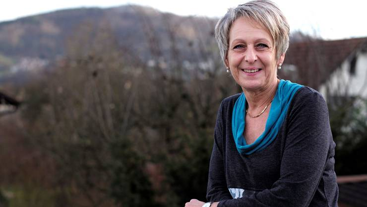Ruth Janzi kandidiert zum dritten Mal für den Landrat.