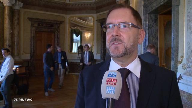 Hans-Peter Portmann soll für Bundesrat kandidieren