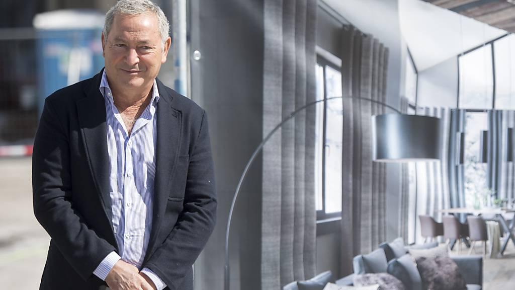 Andermatt Swiss Alps-Besitzer Sawiris übernimmt Mehrheit an FTI