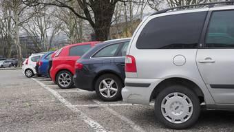 Die Zahl der öffentlichen Parkplätze und der öffentlich zugänglichen Parkierungsanlagen bleibt in Olten trotz Mobilitätsplan unangetastet.