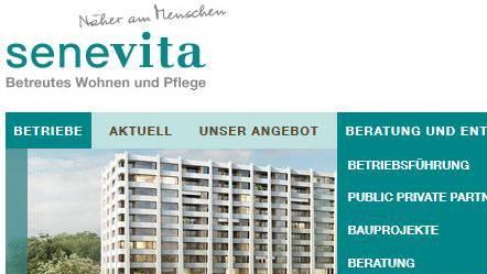 Senevita Gellertblick in Basel.