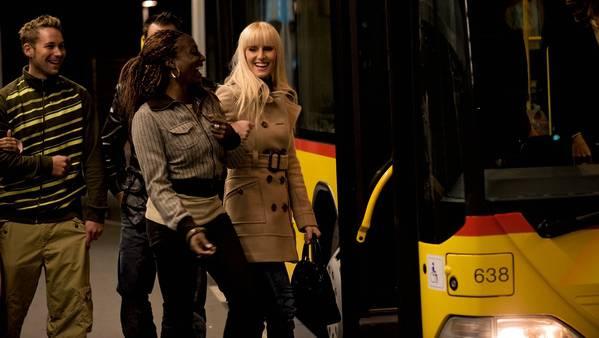 Nachtbusse PostAuto + RVBW