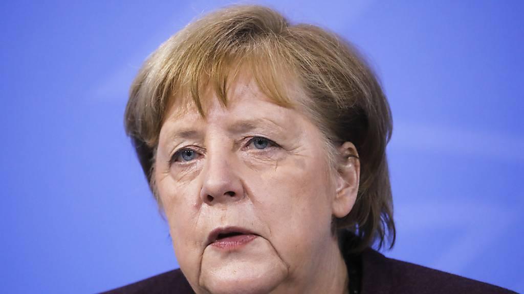 Bund und Länder beschliessen Verlängerung des Lockdowns
