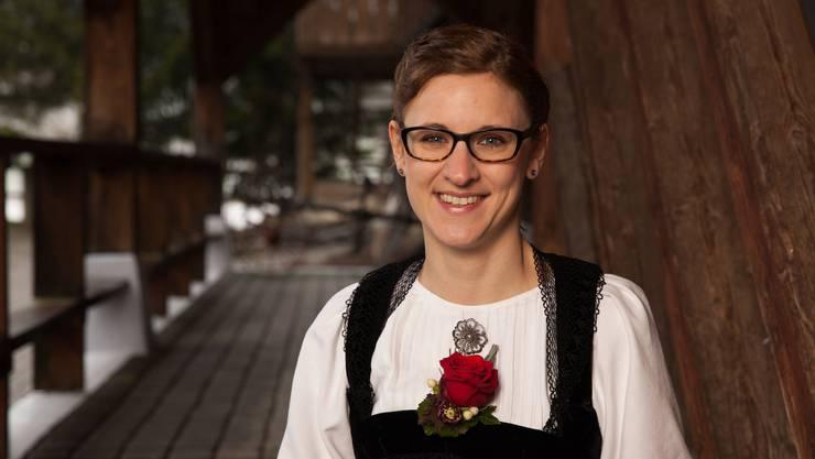 Yvonne Fend singt in Brig nicht nur, sie steht als auch Jurorin im Einsatz.
