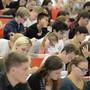 """Universitäten schlagen Alarm: Sie kritisieren die von EU-Ratspräsident Charles Michel vorgeschlagenen Budgets-Kürzungen für die künftigen Forschungs- und Bildungsprogramme """"Horizon Europe"""" und """"Erasmus+"""". (Archiv)"""