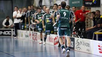Qualifikationssieger Wiler-Ersigen zittert sich am ersten Wochenende der Playoff-Viertefinals (best of seven) gegen Kloten-Bülach Jets zu einem 1:1 in der Serie.