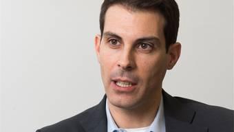 Kämpft für den schnelleren Ausbau im Aargau: Thierry Burkart.