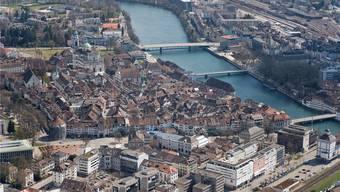Noch vier Brücken stehen Solothurn für eine Fusion in Richtung Süden offen. Archiv SZ