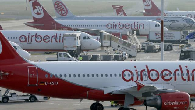 Air Berlin plant neue Ticketpreise (Archiv)