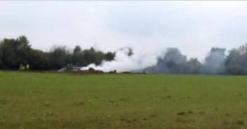 Ein F/A-18-Kampfjet der Schweizer Luftwaffe ist am Mittwoch im französischen Departement Doubs bei Glamondans, im Grenzgebiet zur Schweiz, in einem unbewohnten Gebiet abgestürzt.