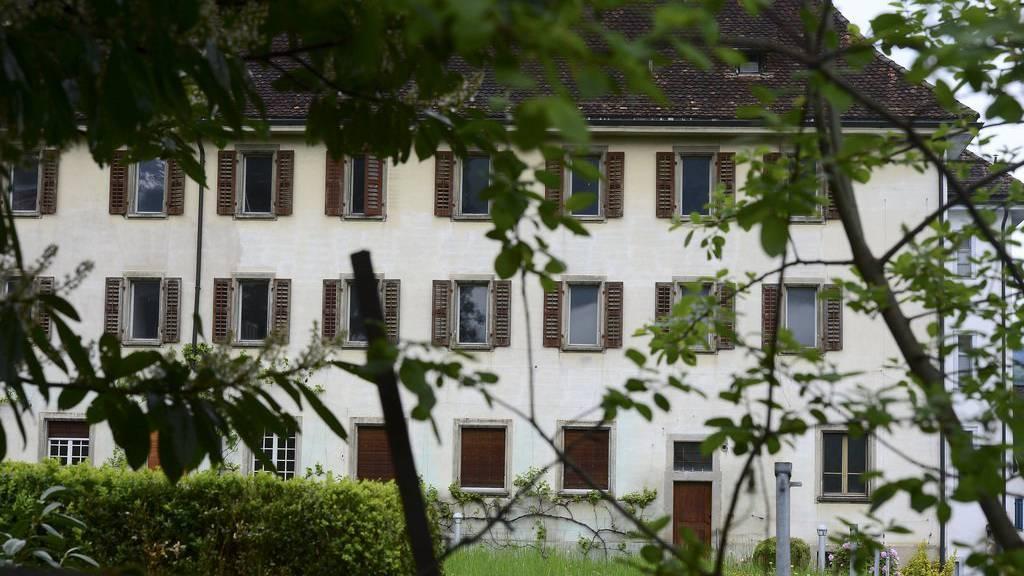 Steht bald wieder leer - das Kloster in Appenzell.