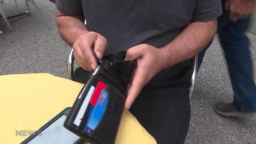 Wechselgeld-Trick im Selbsttest: Kantonspolizei Solothurn warnt vor Trickdieben
