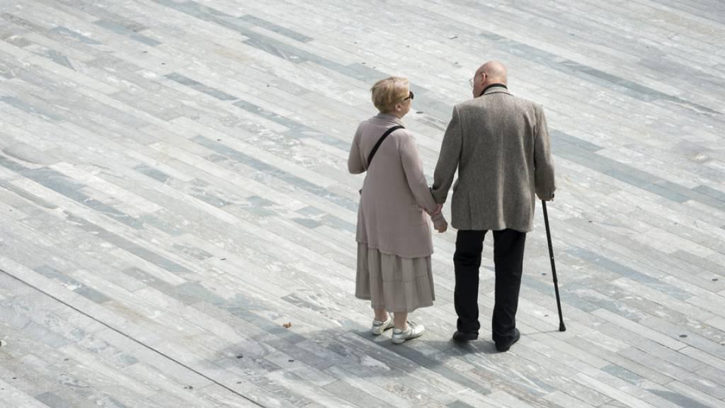 Tessin hat europaweit die zweithöchste Lebenserwartung