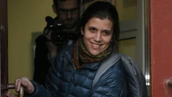 Camila Speziale fordert eine Entschuldigung von Russland (Archiv)