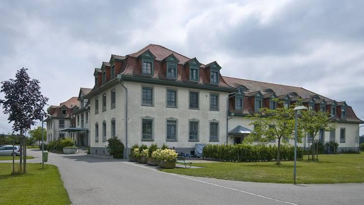 Psychiatriezentrum in Rheinau
