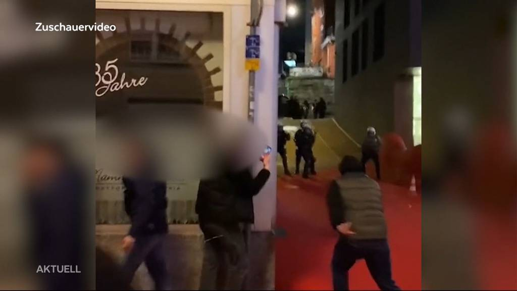 Krawallnacht: Nach illegaler Corona-Party wüteten Partygänger