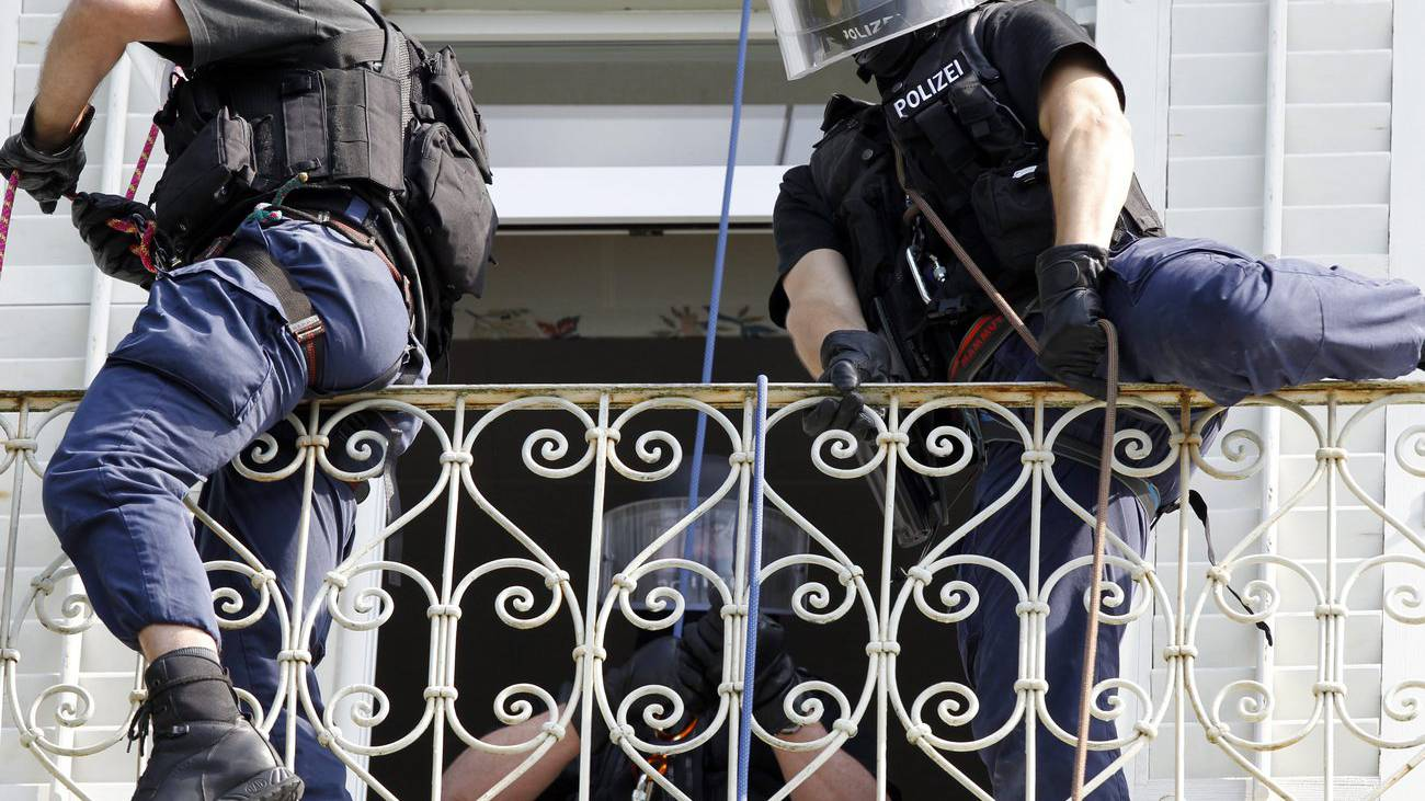 Polizei Spezialeinheit Sonderkommando