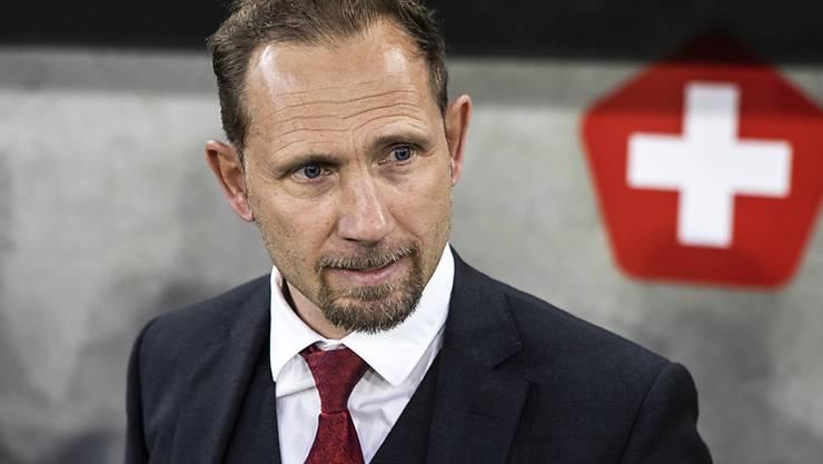 Der Schweizer U21-Nationalcoach Mauro Lustrinelli
