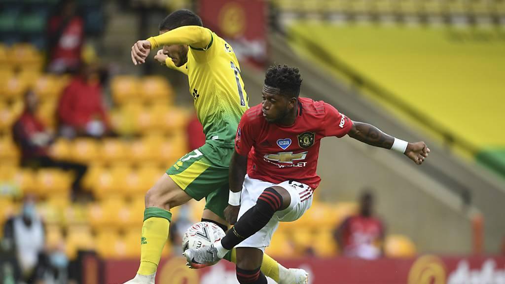 Norwich scheitert im Cup-Viertelfinal