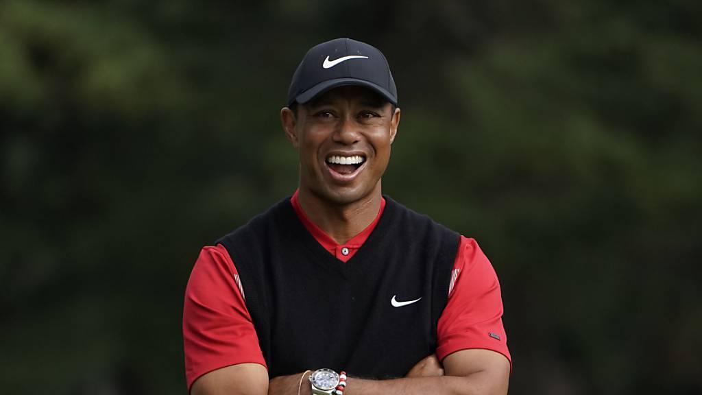 Tiger Woods setzt auch 2020 auf Qualität