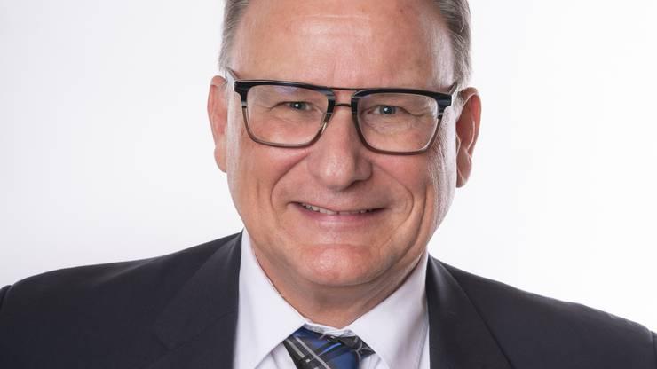 Werner Scherer, Gemeindeammann Killwangen, (SVP)