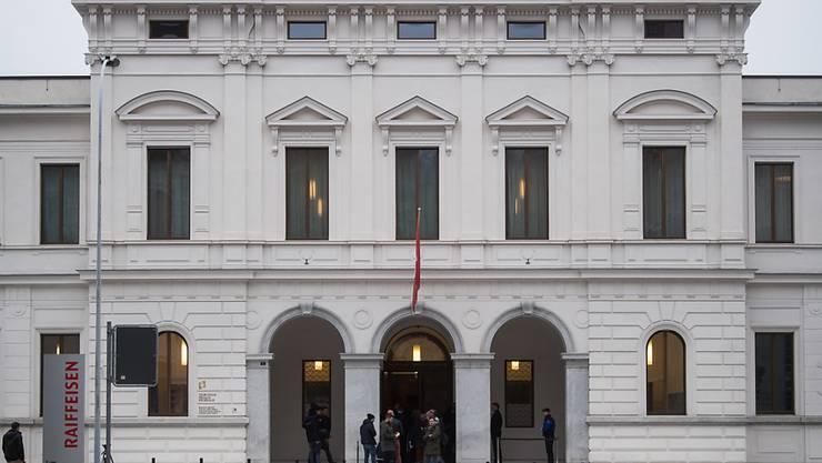 Vor Bundesstrafgericht in Bellinzona müssen sich zwei Winterthurer unter anderem wegen Beteiligung an einer kriminellen Organisation verantworten. (Archivbild)