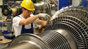 Die Vorzeichen im Maschinenbau zeigen wieder nach oben (Symbolbild)