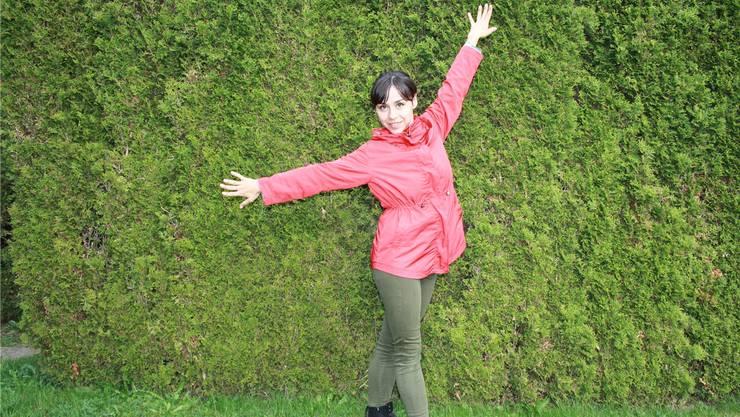 Graciela Martinez tanzt schon ihr ganzes Leben.